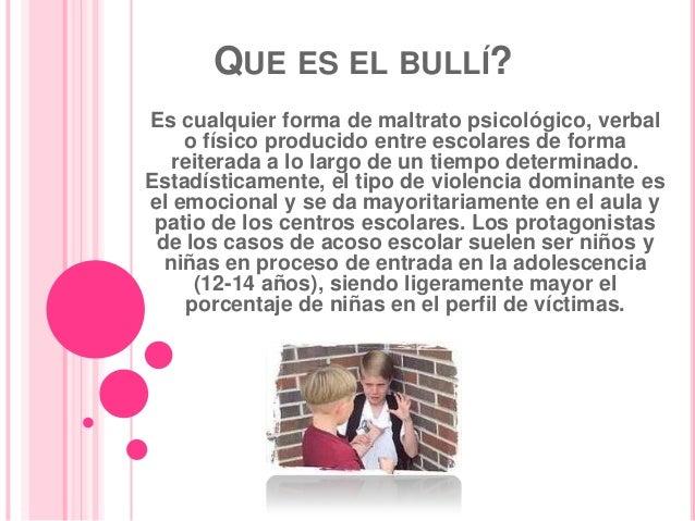 Q Es El Bisonte Que es el bull�...