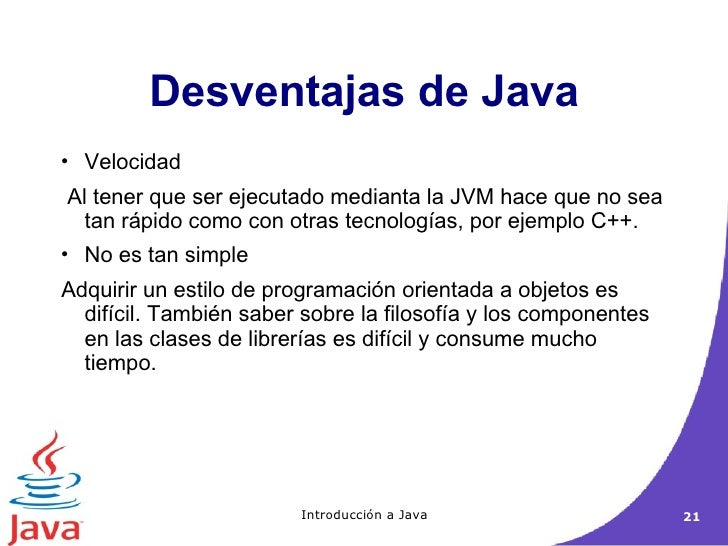 Que es java for Como programar en java