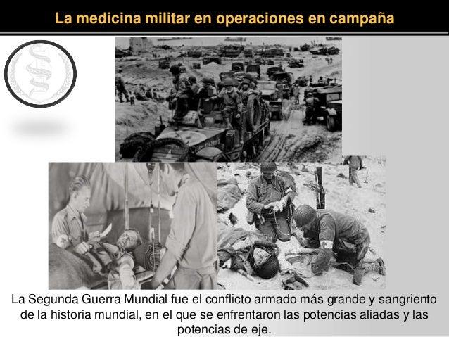 La Segunda Guerra Mundial fue el conflicto armado más grande y sangriento de la historia mundial, en el que se enfrentaron...