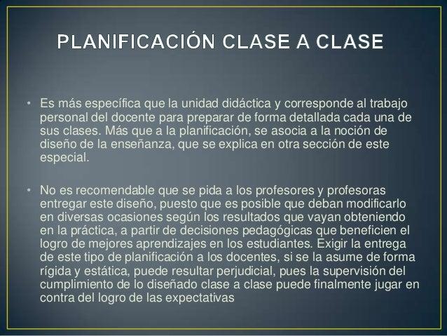 • Este tipo de planificación se inserta en los modelos cognitivo y  constructivista. Contempla cuatro casilleros principal...
