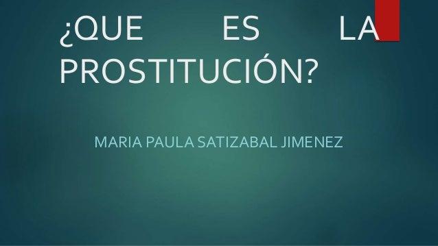que es la prostitución prostitutas telefono
