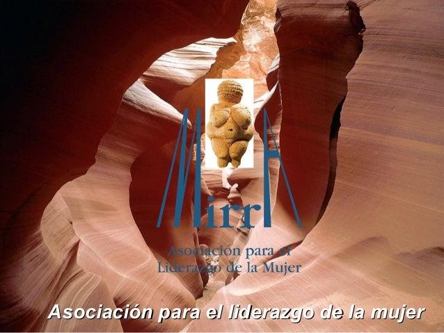Asociación para el liderazgo de la mujerAsociación para el liderazgo de la mujer