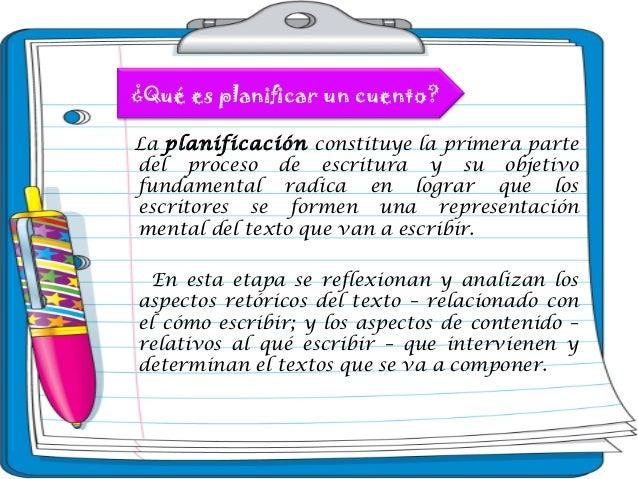 ¿Qué es planificar? Slide 2