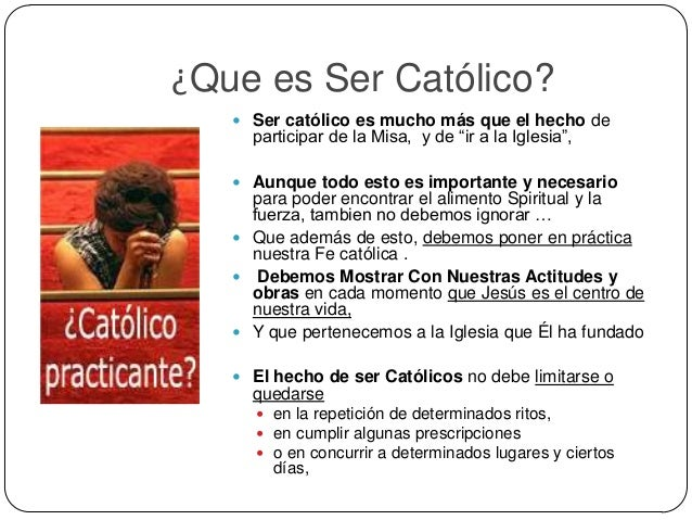 Rito Del Matrimonio Catolico Fuera De La Misa : Que es ser catolico