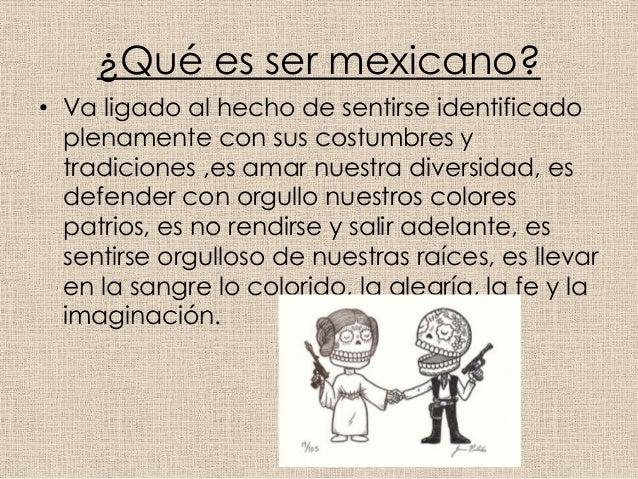 que mexicano