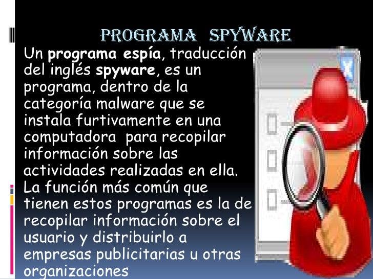 spyware que significa
