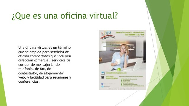 Que es una oficina virtual for Oficina virtual sepecam