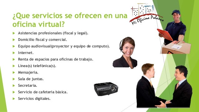 Que es una oficina virtual for Oficina virtual trabajo