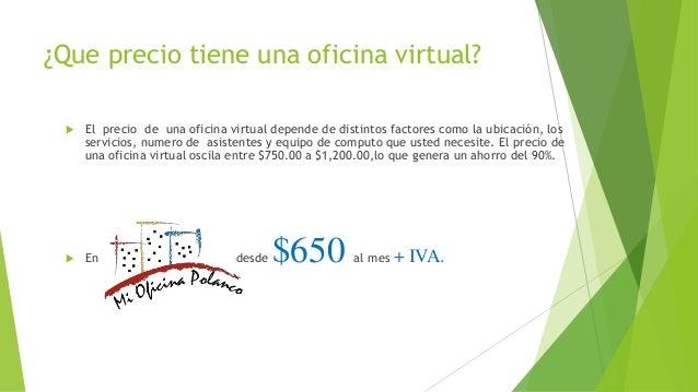 que es una oficina virtual