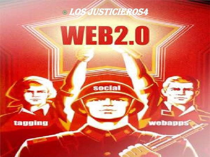 LOS JUSTICIEROS4<br />