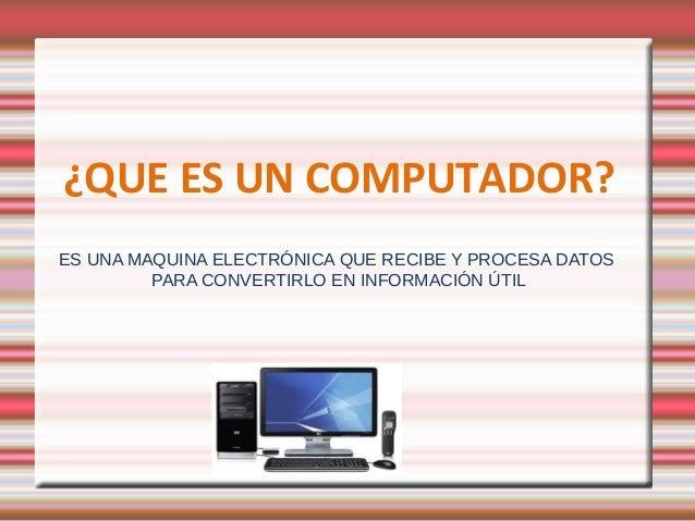 Que es un computador for Que es un vivero frutal