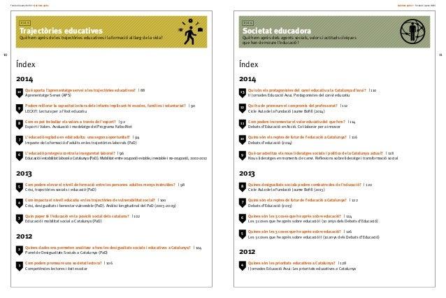 Fundació Jaume Bofill * Què hem après 10 Què hem après + Fundació Jaume Bofill 11 2014 Què aporta l'aprenentatge servei a ...