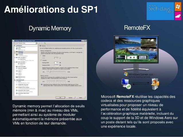 Quelles solutions de virtualisation pour le poste de - Performance du bureau pour windows aero ...