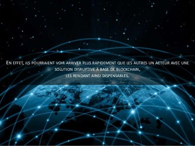 Quels impacts de la blockchain sur le monde de l'assurance ? Slide 3