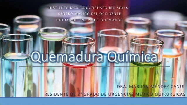 DRA. MARILYN MÉNDEZ CANUL RESIDENTE DE 2° GRADO DE URGENCIAS MÉDICO QUIRÚRGICAS INSTITUTO MEXICANO DEL SEGURO SOCIAL CENTR...