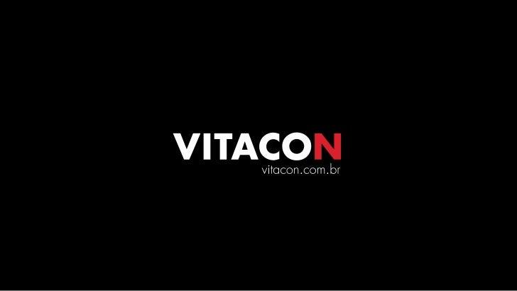 A VITACON atua como agenteda transformação e da evoluçãodo mercado imobiliário por meioda arquitetura contemporâneae do DE...