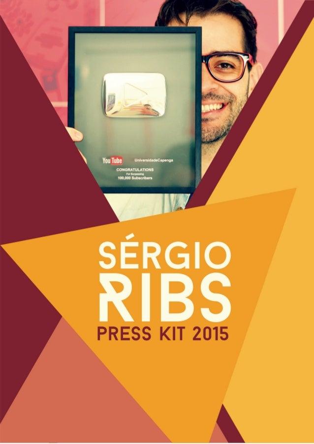 Sérgio Ribs é o criador da Universidade Capenga, o maior conjunto de mídias sociais de humor para universitários do Brasil...