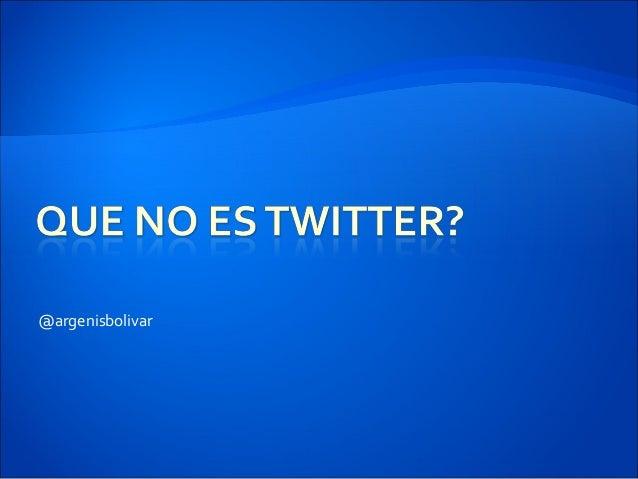 @argenisbolivar