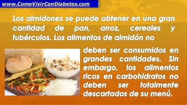Que No Puede Comer Un Diabetico