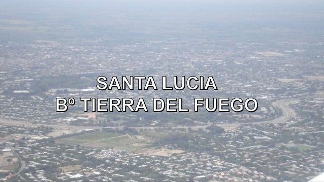 ¿Qué pasa en mi barrio? Santa Lucia-San Juan-Argentina