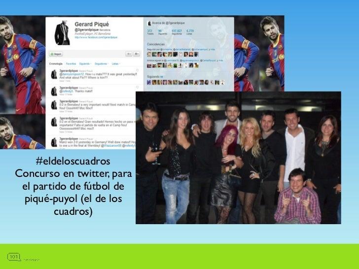CASO BISBAL• #turismobisbal se convierte en Trending  Topic mundial• Aparece en multitud de medios de  comunicación• Se cr...