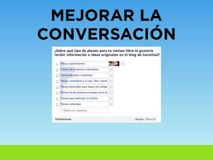 EL EQUIPO DE CM  IDENTIFICADOS• Varios atienden losManagers de la  marca         Community                     canales y s...