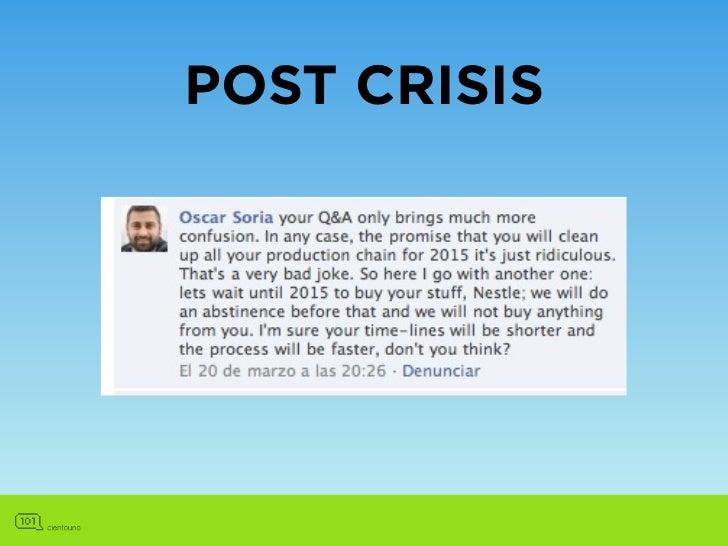 RECOMENDACIONES PARA   PERSONALIZARLO• La gestión de una marca en las redes sociales,  siempre ha de ser llevada a cabo po...