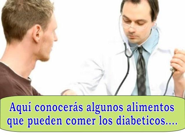 Que Pueden Comer Los Diabeticos