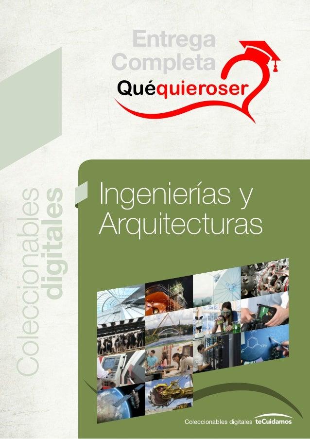 Quéquieroser Coleccionables digitales Coleccionables digitales Ingenierías y Arquitecturas Entrega Completa