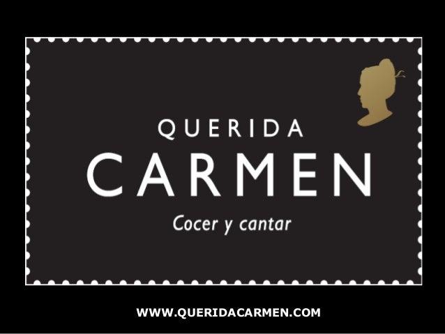 WWW.QUERIDACARMEN.COM