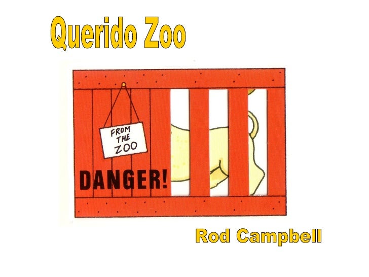 Querido Zoo Rod Campbell