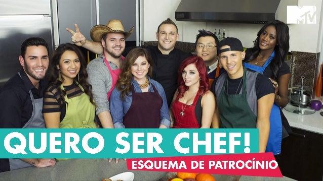 """""""Quero ser Chef!"""" é uma série da MTV na qual um grupo de jovens aspirantes a cheffs de cozinha, são postos à prova no gran..."""