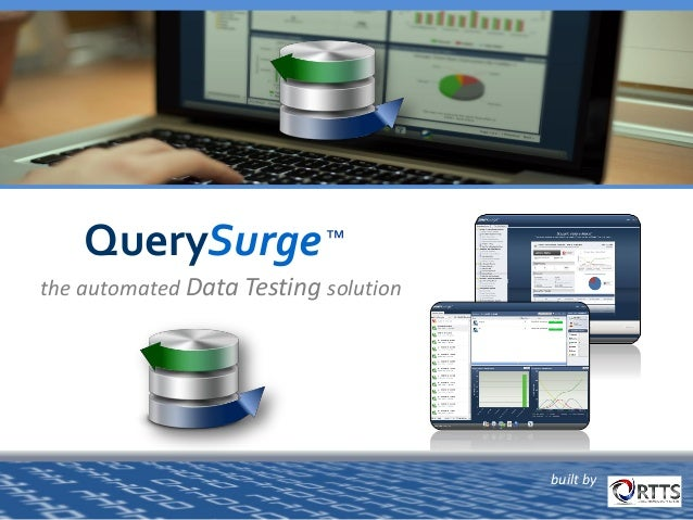 built by the automated Data Testing solution QuerySurge™