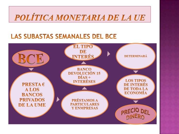 """PRINCIPAL OBJETIVO DEL  EUROSISTEMA<br />""""ESTABILIDAD DE LOS PRECIOS""""<br />Redistribución<br />Injusta de la renta<br />In..."""