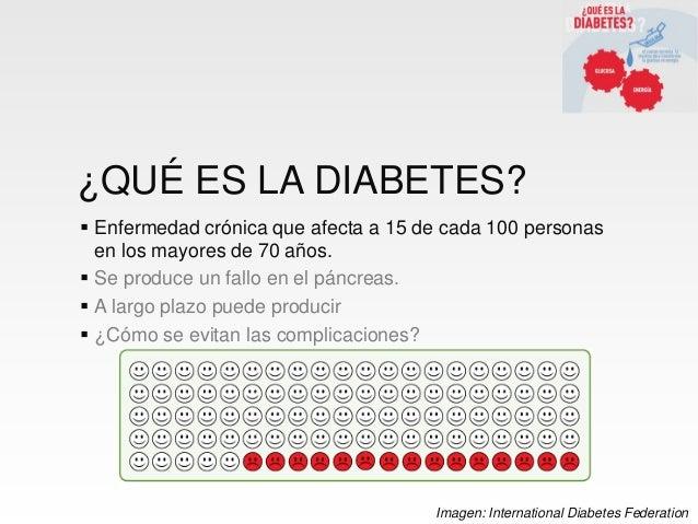 Qué es la diabetes (para pacientes)