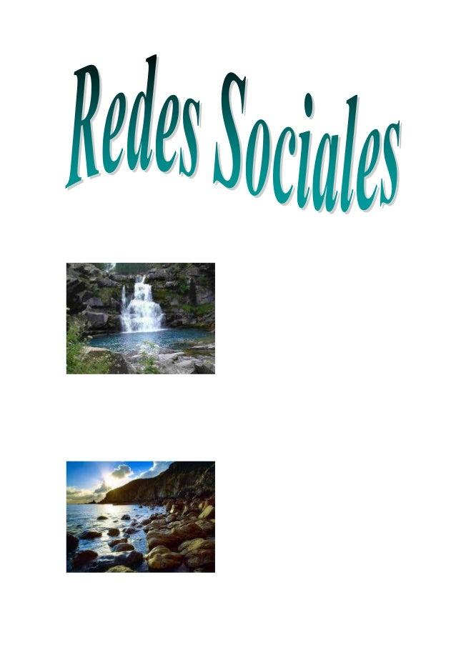 Trabajo nº 21. ¿Qué son las Redes Sociales? (R.S)  Una Red Social es una estructura en donde hay individuos que se encuent...