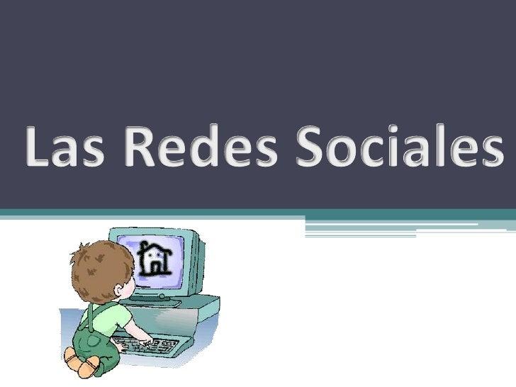 Las redes sociales son estructuras socialescompuestas por grupos de personas, lascuales se encuentran conectadas entre sí ...