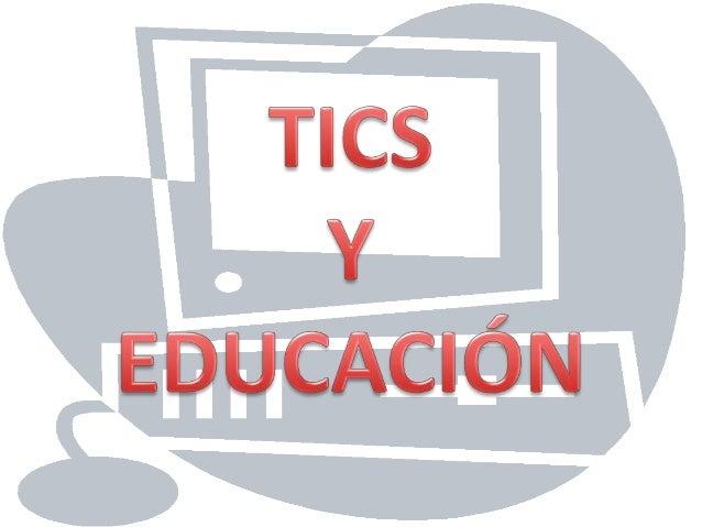 • Gran parte de los docentes asocian el concepto de Tic, con  algunas herramientas informáticas como por ejemplo:   – Una ...