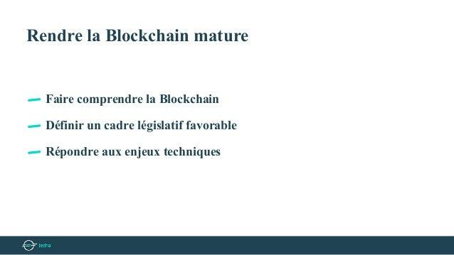 comprendre ce quest la blockchain