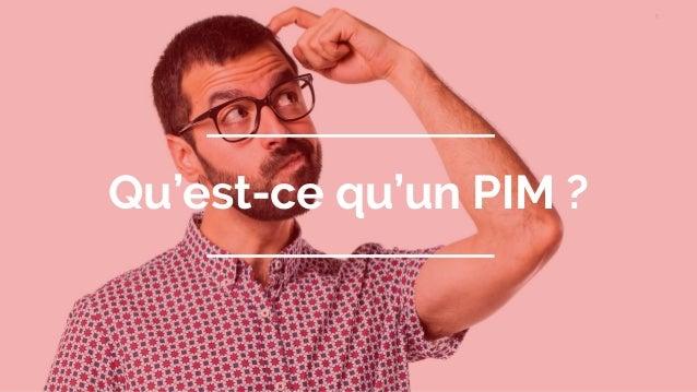 1 www.maps-system.com Qu'est-ce qu'un PIM ?