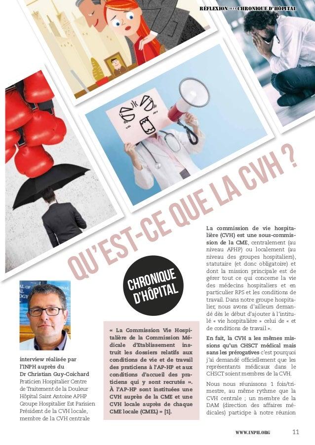 www.inph.org 11 Qu'est-cequelaCVH? interview réalisée par l'INPH auprès du Dr Christian Guy-Coichard Praticien Hospitalier...