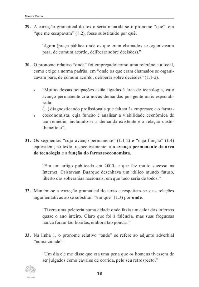 Classes Gramaticais Variáveis  1  5  Promulgada em setembro de 2008, a nova Lei do Estágio ainda provoca dúvidas entre emp...