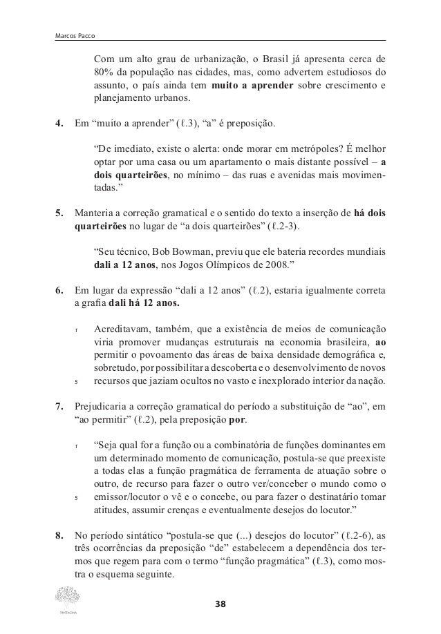 """Classes Gramaticais Invariáveis  17. O termo """"enquanto"""" (ℓ.1) pode, sem prejuízo para a correção gramatical e para as info..."""