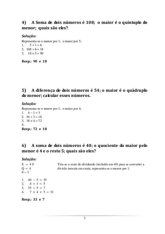 A consecutivos determine pares soma é de 60. números três os