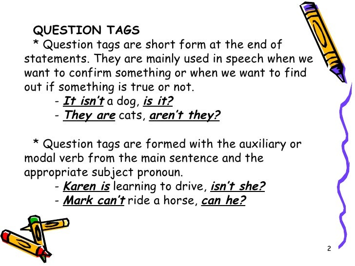use tag in a sentence