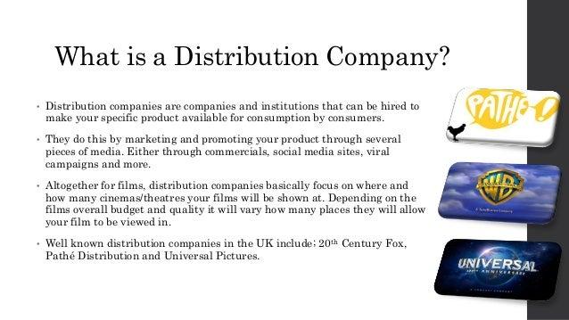 Evaluation Question #3 Distribution Companies