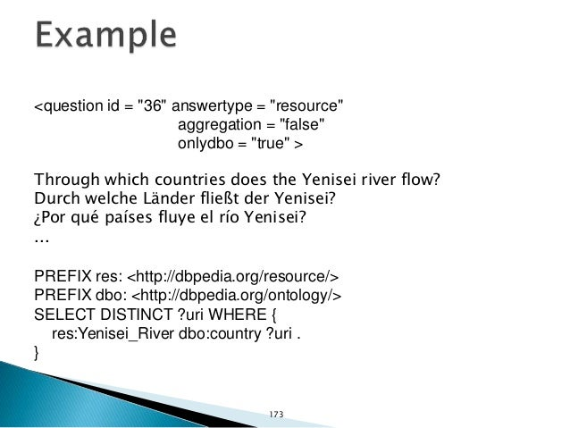  Datasets: SIDER, Diseasome, Drugbank  Questions: 25 training + 25 test  require integration of information from differ...