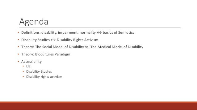 models of disability studies Celebrating 10 years of disability studies at ucla 2017 marks the 10th anniversary of ucla's disability studies minor over the last decade we have grown in the.