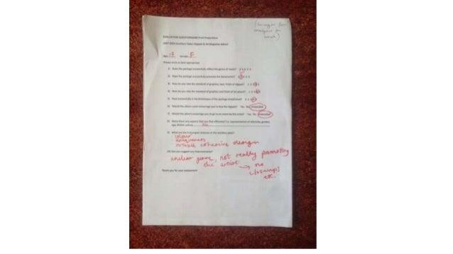 Questionnaire Slide 2