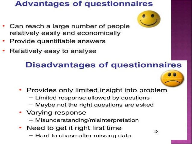 Questionnaire designing in a research process